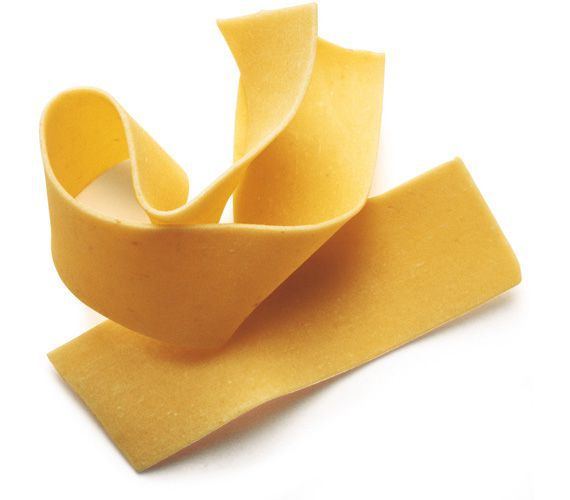 Bandnudeln 20 mm (Pappardelle)